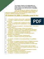 40 citations philosophiques