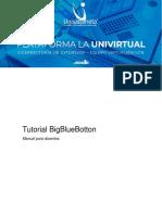 6 Guía BigBluBotton LaUniVirtual