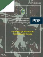 EB70-CI-11.428 MANOBRA DE FORÇA