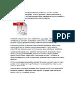 DEFINICIÓN DE PDF
