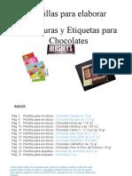 12 PLANTILLAS CHOCOLATES H PNG.ppt