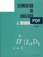 (Xixaro) Dieudonné, Jean - Elementos de análisis. II-Reverté (1982).pdf