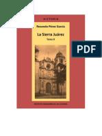 LA SIERRA JUAREZ II