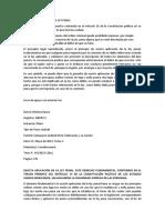 EXACTA APLICACIÓN DE LA LEY PENAL JURISPRUDENCIAS