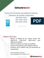 Curso AUDITOR INTERNO SISTEMAS INTEGRADOS V02 (2019-07-25)