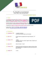 051. Paris Hilton, le vin et l'aluminium (Paris Hilton, wine and aluminium)