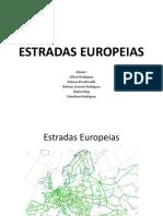 ESTRADAS EUROPEIAS