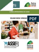 RH INFORMA - TREINAMENTO OPERADORAS DE CAIXA