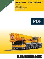 Technische Beschreibung LTM 1400-7.1