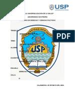 PROCESO DE RECURSO DE AGRAVIO CONSTITUCIONAL