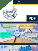 Generalidades de la Investigación de Mercados