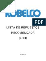 REFERENCIAS KOBELCO