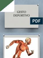GESTO DEPORTIVOpp