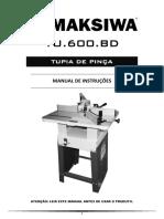 Manual-TU-600-BD