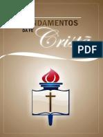 Novo Manual Doutrinário Fundamentos da Fé Cristã