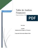 CUESTIONARIO flujo de fondos y caja