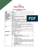 Course Outline DJJ5141