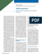 """Misty mesentery"""