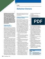 Alzheimer-Demenz