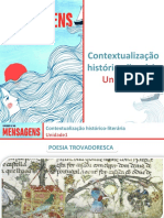 Contextualização histórico-literária - Unidade 1.ppt