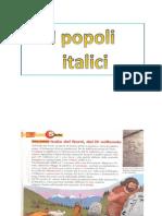I popoli italici