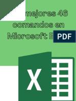 Los Mejores 46 Comandos de Microsft Excel.pdf