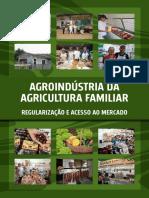 Agroindústria da Agricultura Familiar 60p.