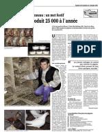 Le pigeonneau_un met festif_reportage
