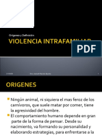 VIOL-INTRAFAM-Origen,Concepto,Tipos