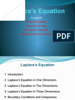 Group III. Laplace's Equation