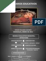 ESCENARIOS EDUCATIVOS III