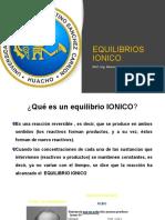 CAP VI   Equilibrio IONICO QA