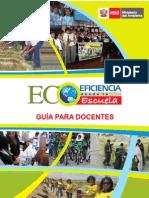 PE 03 - Guia de Ecoeficiencia Desde la Escuela 2010