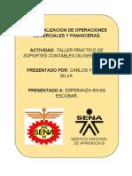 TALLER DE SOPORTES CONTABLES DILINGECIADOS. 6.docx