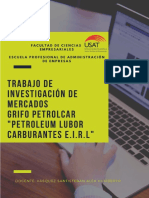 INVESTIGACION DE MERCADOS FINAL MODELO