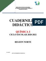 CUADERNILLO QUIMICA 1