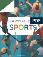 livre des sports
