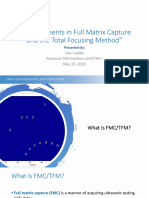 Overview of FMC and TFM