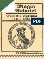 La Magia de Arbatel - Agrippa, C_1575.pdf