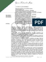 Acórdao STJ indenizaçao acionista retirante em caso de incorporaçao