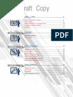 43 Manual de Servicios Platino 125 DRL Training Note