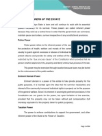 HANDOUT FOR GENERAL PRINCIPLES OF TAXATION