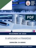 LCC - R aplicado a Finanzas