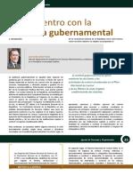 TEMA 1 MARCO CONCEPTUAL DE LA AUDITORIA GUBERNAMENTAL