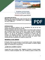 NUESTRAS CONVICCIONES E.STO