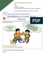 ACTIVIDAD DE APRENDIZAJE 09 MATEMÁTICA CUADERNO