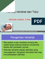 1. Konsep Istirahat dan Tidur.pptx