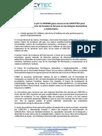 NP - Primer Centro de Excelencia del Perú.doc