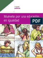 educacion en igualdad castellano