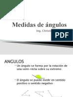 Clase# 14 ANGULOS